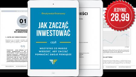 ebook jak zacząć inwestować